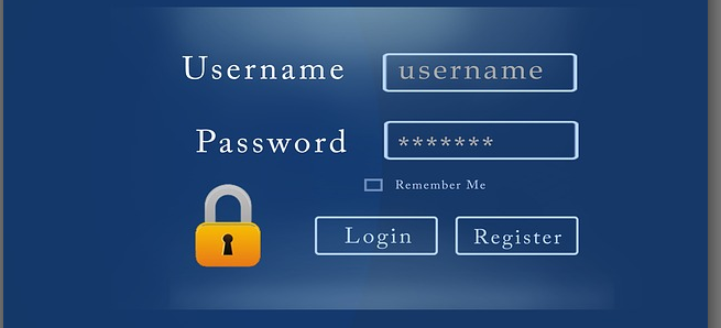 maintain super strong password
