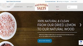 baker and baker salts australias number 1 gourmet salt company