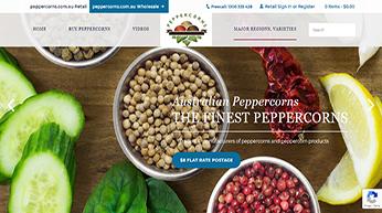 global peppercorns best place to buy pepper online in australia