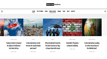 middle east headlines latest news from the region
